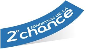 logo fondation de la seconde chance crea-plus